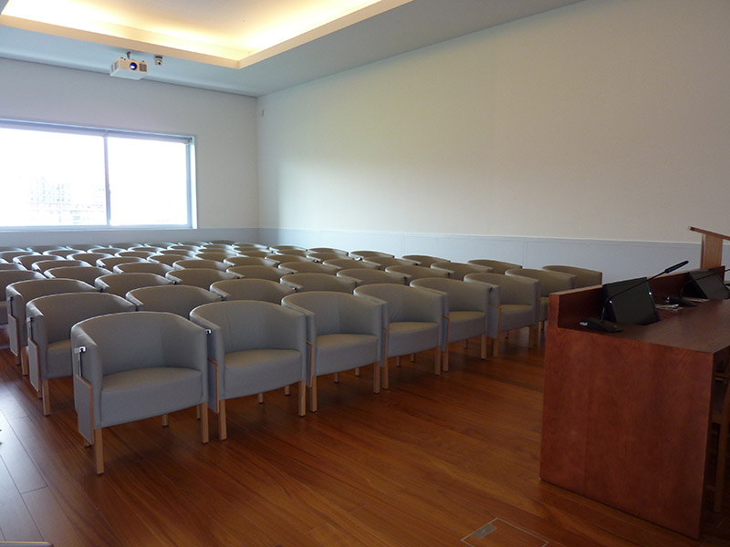 Auditorio Arriaga - SOHAH 2020