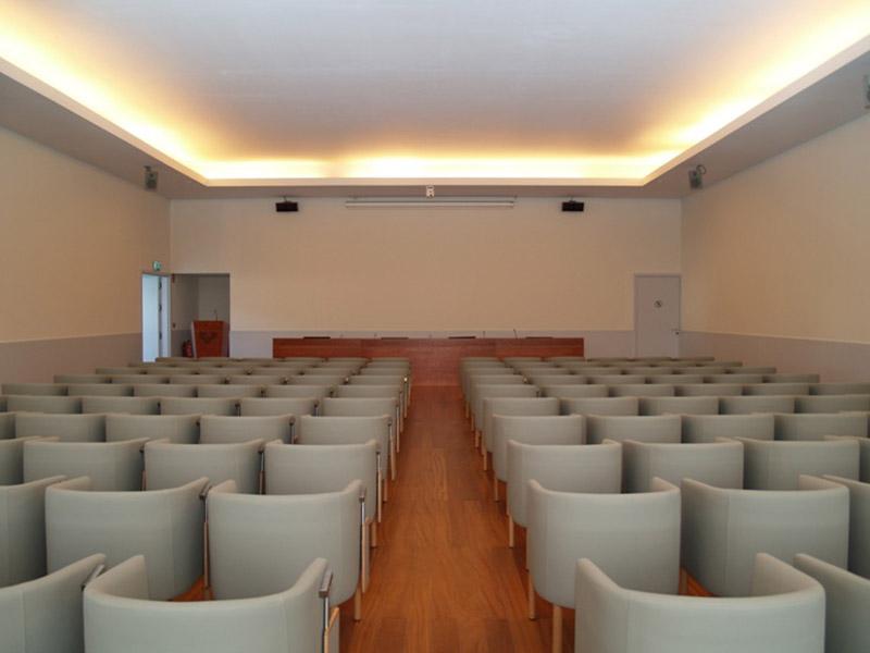 Auditorio Baroja - SOHAH 2020